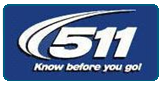 511 - Know Before You Go Logo
