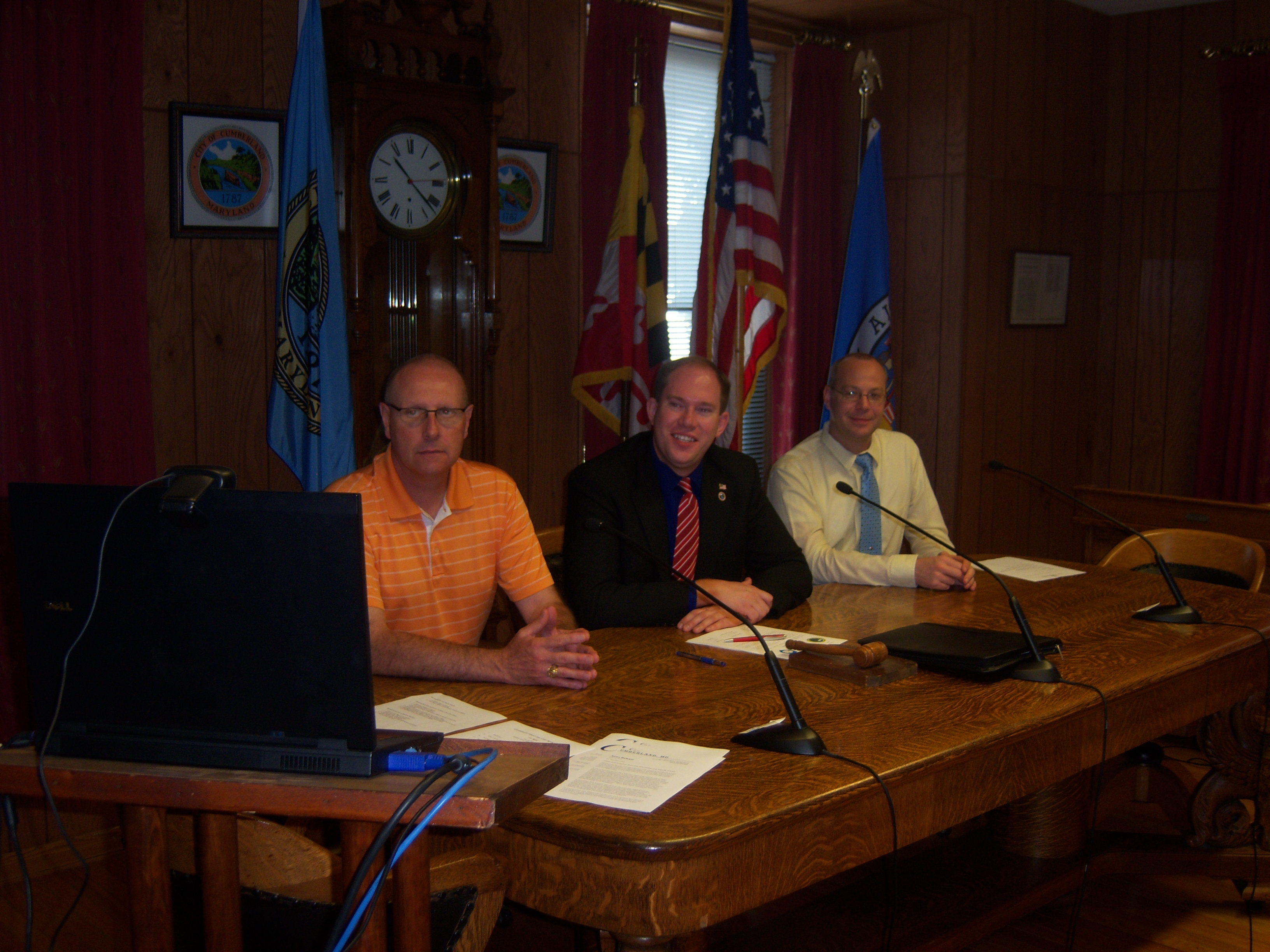 Skype Event With Sister City Viljandi, Estonia
