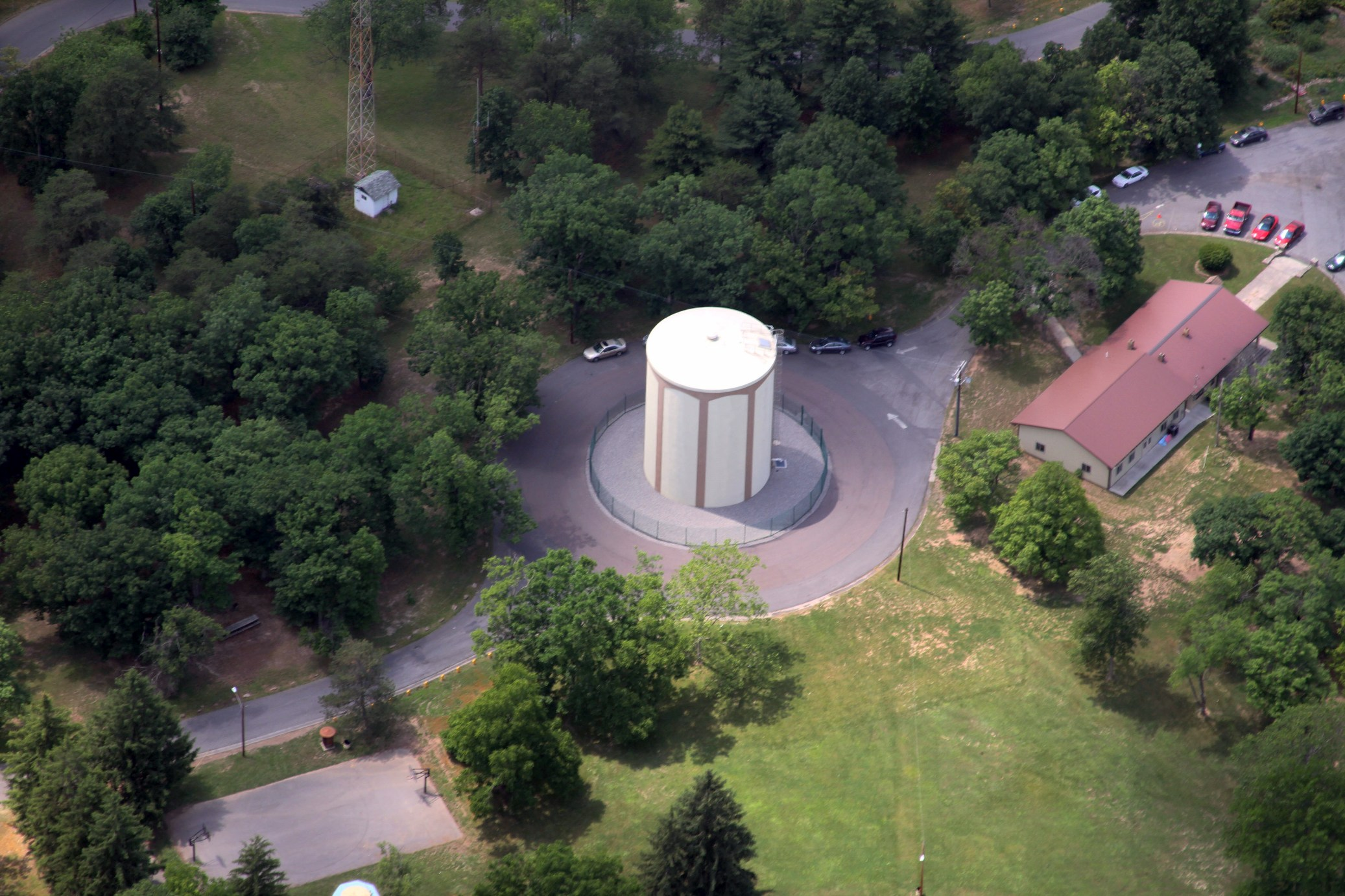 Fort Hill Water Tank