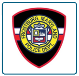 Frostburg City Police Department Patch