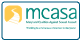 Maryland Coalition Against Sexual Assault (MCASA) Logo